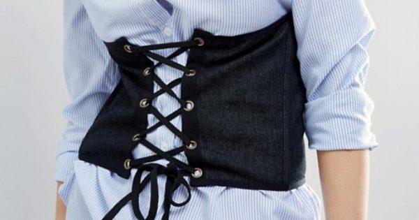 como usar corset